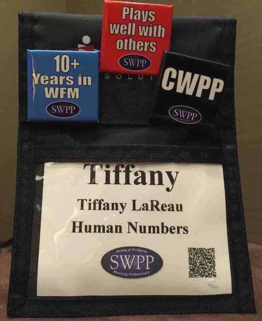 Tiffany_SWPP badge