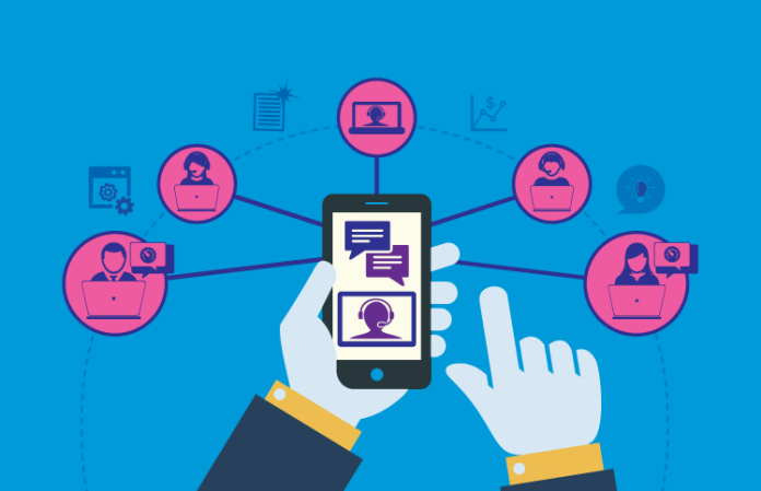 Empower Customers With Mobile Self Service Contact