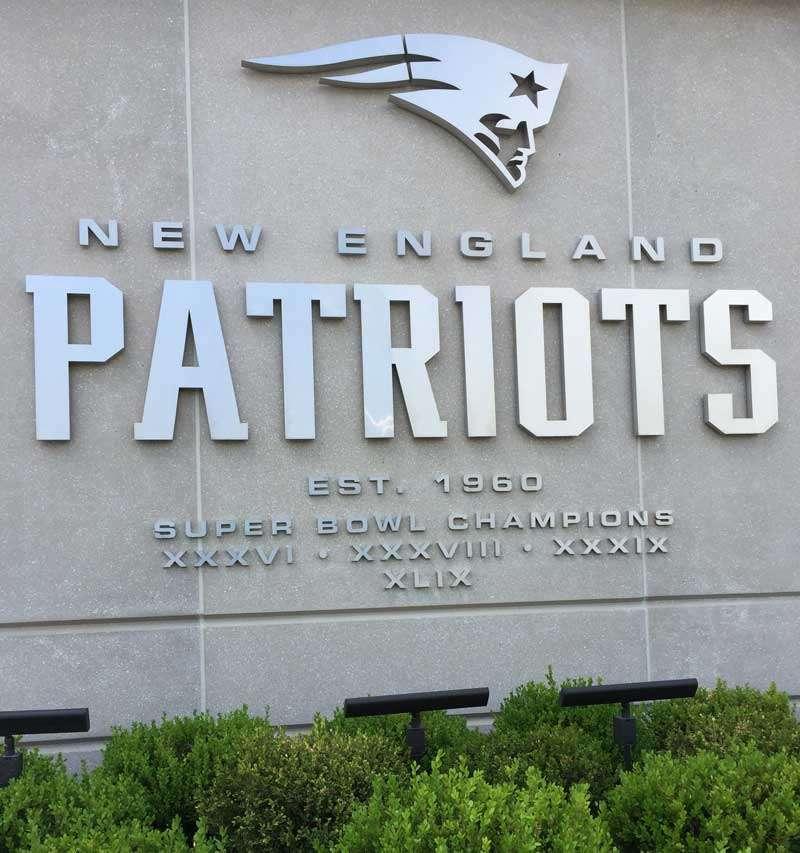 NECCF at Patriots Stadium