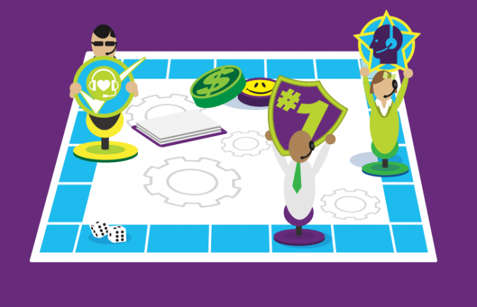 Gamification Four Best Practices to Motivate Call Center Agents
