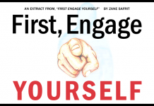 First Engage Yourself Book Excerpt by Zane Safrit