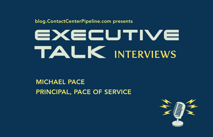 Executive Talk: Michael Pace, Pace of Service