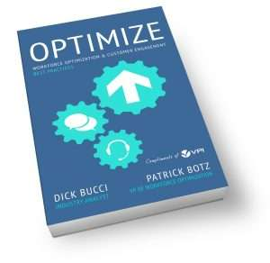 Download your complimentary copy of the digital edition of the book at: http://www.VPI-corp.com/OPTIMIZE-Book