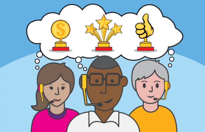Use Daily Rewards to Drive Desired Behavior in your Contact Center Agents