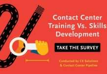 Contact Center Training Vs Skills Development Survey