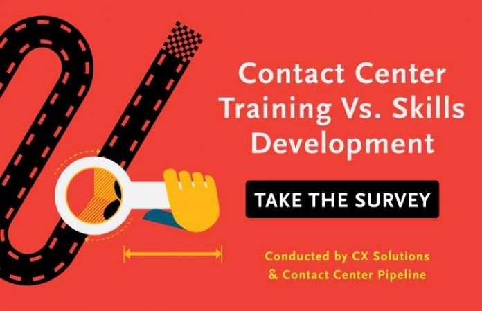 Contact Center Training Vs Skills Development Survey