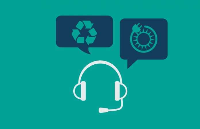 Eco Friendly Call Center Resources