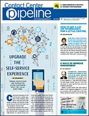 Contact Center Pipeline Magazine June 2016