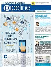 Contact Center Pipeline Magazine June 2016