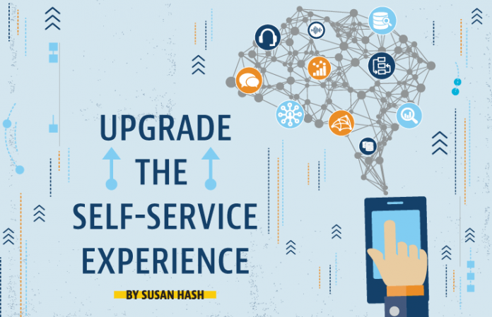 Upgrade the Contact Center Self-Service Experience