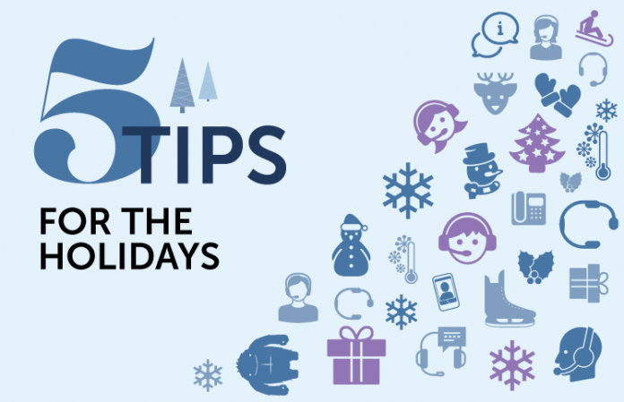 Contact Center Holiday Season Staffing