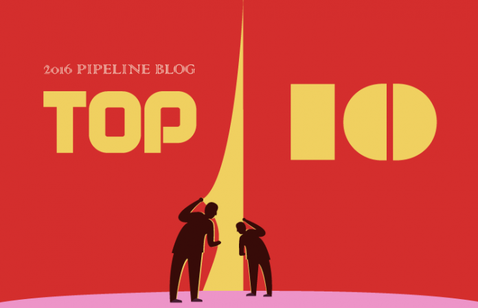Top 10 Contact Center Blog Posts for 2016