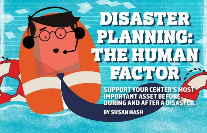 Planning for a Disaster in the Contact Center