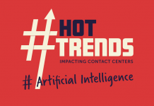 Contact Center Trends - Artificial Intelligence, AI