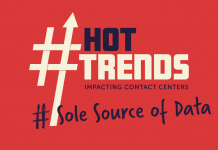 Contact Center Trends - A Sole Source of Data