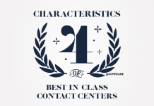 4 Characteristics of Best-in-Class Contact Centers