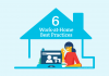 6 Common Sense Practices to Share with Work-at-Home Agents