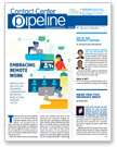Contact Center Pipeline January Issue Cover