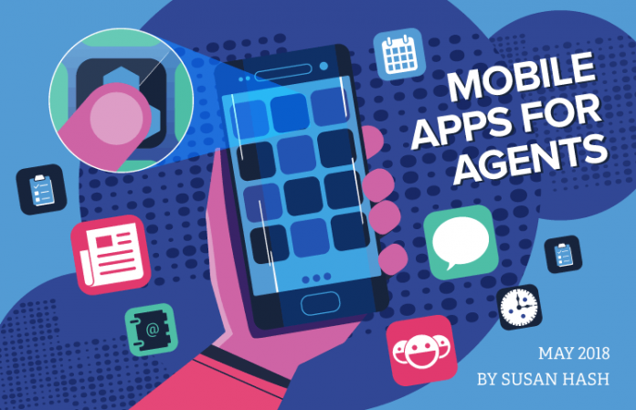 Mobile Apps for Agents | Contact Center Pipeline Blog