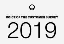 Contact Center Voice of the Customer Survey 2019