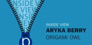 Inside View Aryka Berry, Origami Owl