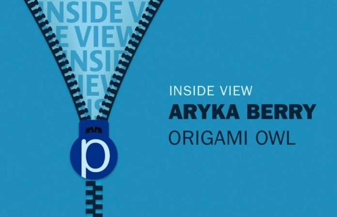 Inside View Aryka Berry, Origami Owl