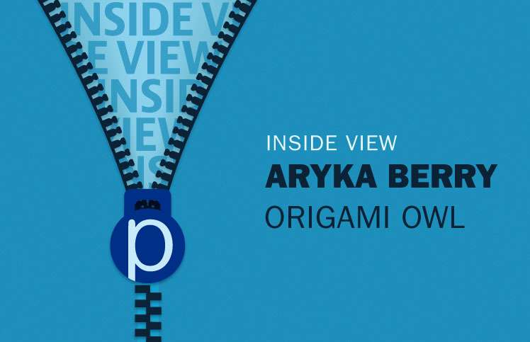 Inside View: Aryka Berry, Origami Owl