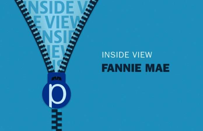 Inside View: Fannie Mae