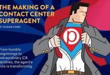 November 2019 Feature Article, The Making of a Contact Center Superagent