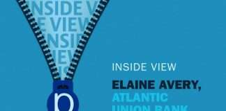 Inside View, Elaine Avery, Atlantic Union Bank