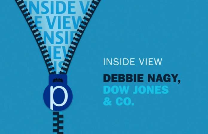 Inside View, Debbie Nagy, Dow Jones & Co