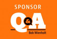 Sponsor Q&A with Bob Wienholt