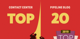 Top 20 Contact Center Blog Posts for 2019