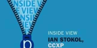 Ian Stokol, CCXP Inside View