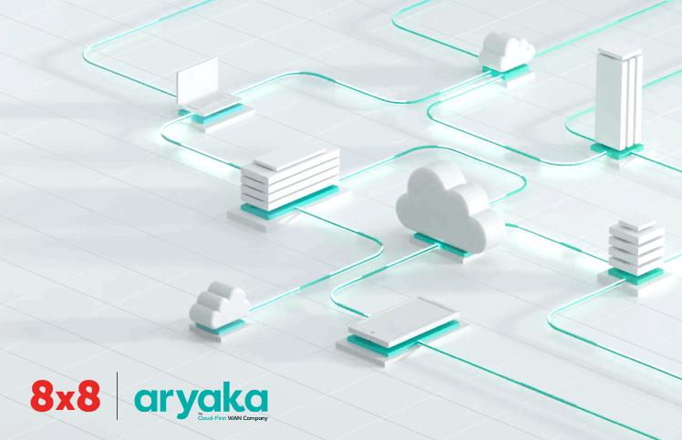 8×8 and Aryaka: Bringing the World Closer, Together